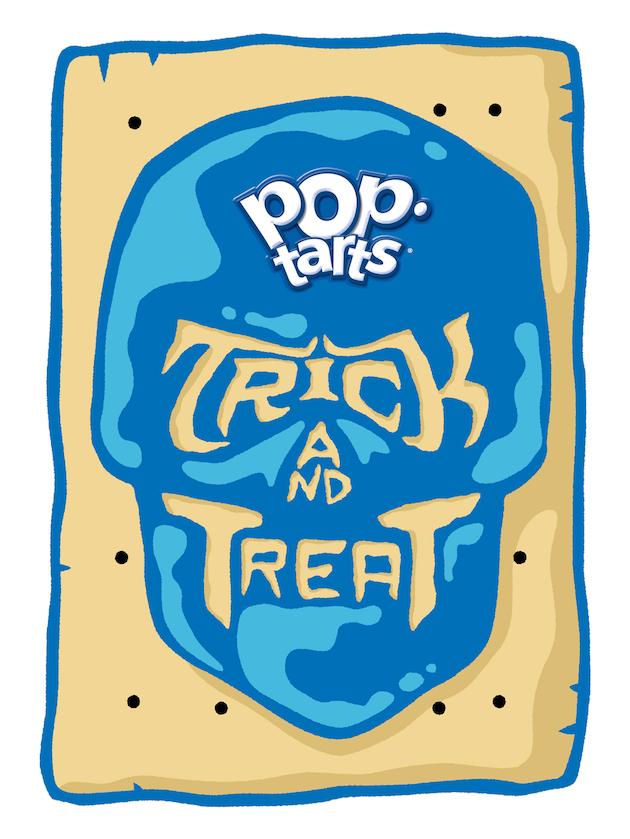 Halloween Pop Tarts