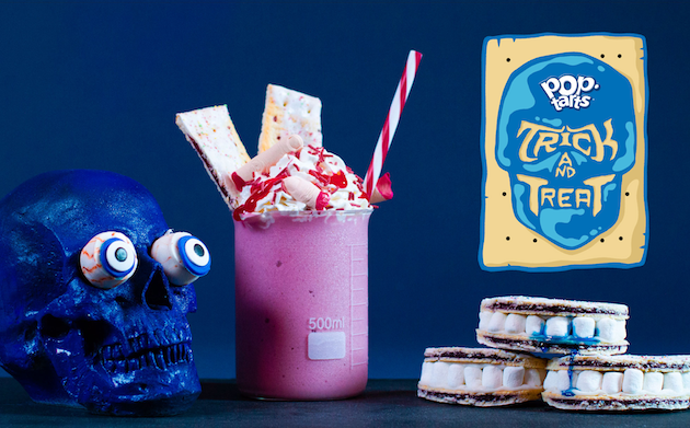 Halloween Pop Tarts Recipes