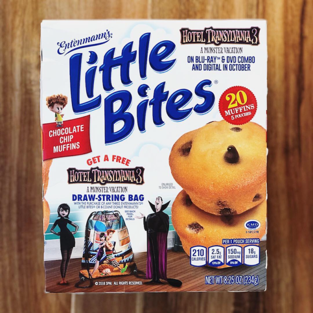 Little Bites and Hotel Transylvania 3