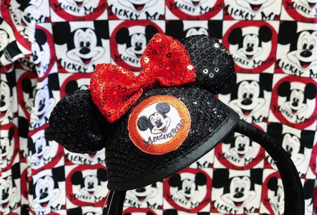 Mouseketeer Minnie Ears