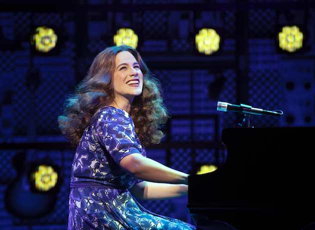 Sarah Bockel as Carole King