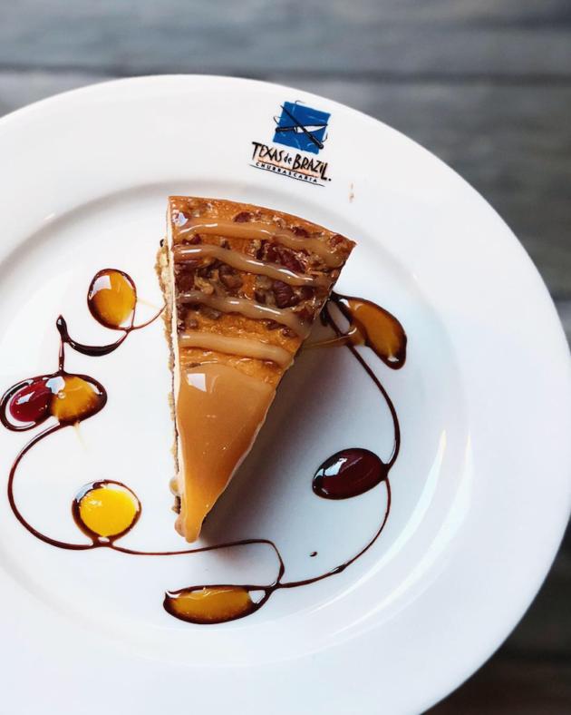 Brazilian Cheesecake