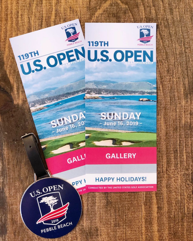 2019 US Open Tickets