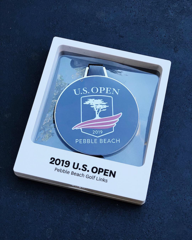 US Open Bag Tag
