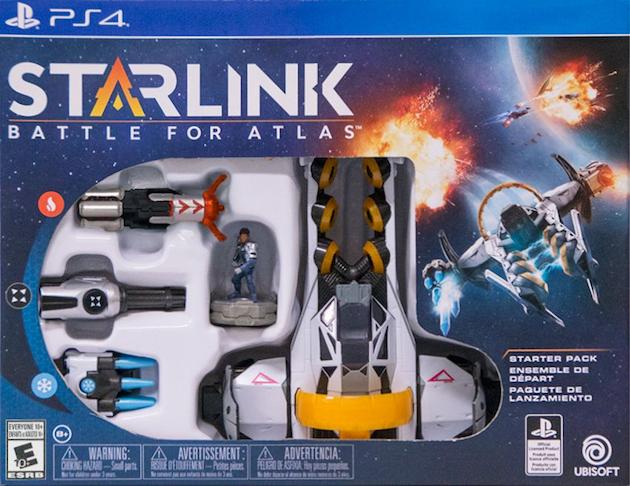 Starlink Battle For Atlas Starter Pack