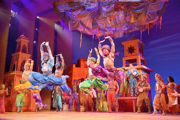 Arabian Nights Men Aladdin