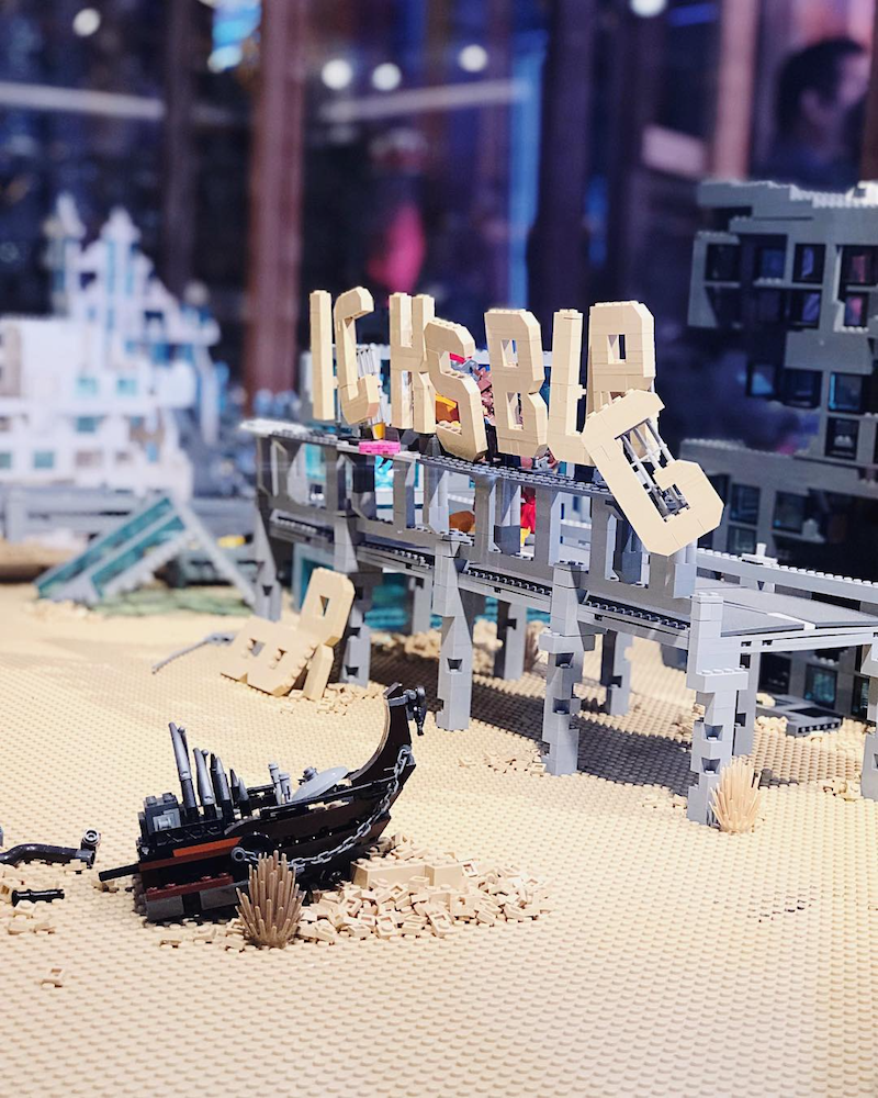Lego Movie Days At Legoland