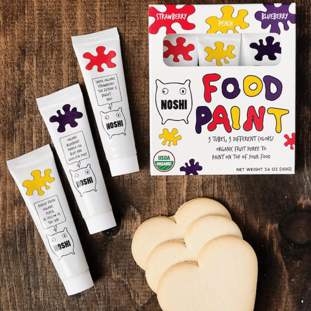 Noshi Food Paint