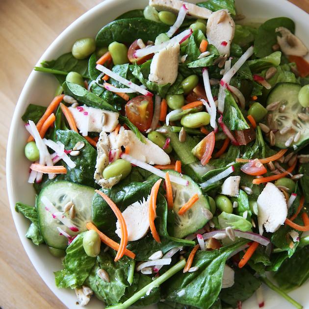 Power Fit Chicken Salad