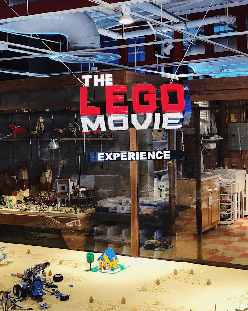 The LEGO Movie Experience