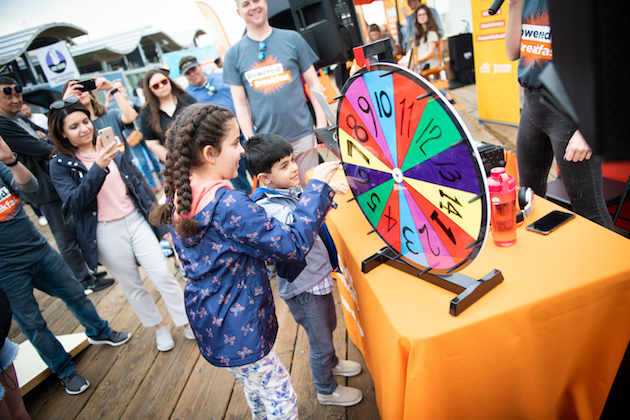No Kid Hungry Santa Monica Pier