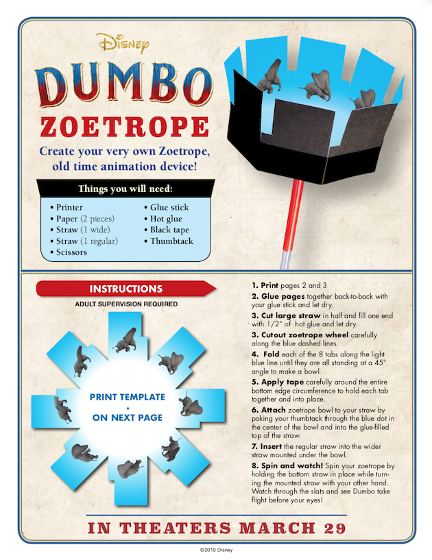 Dumbo Zoetrope 1