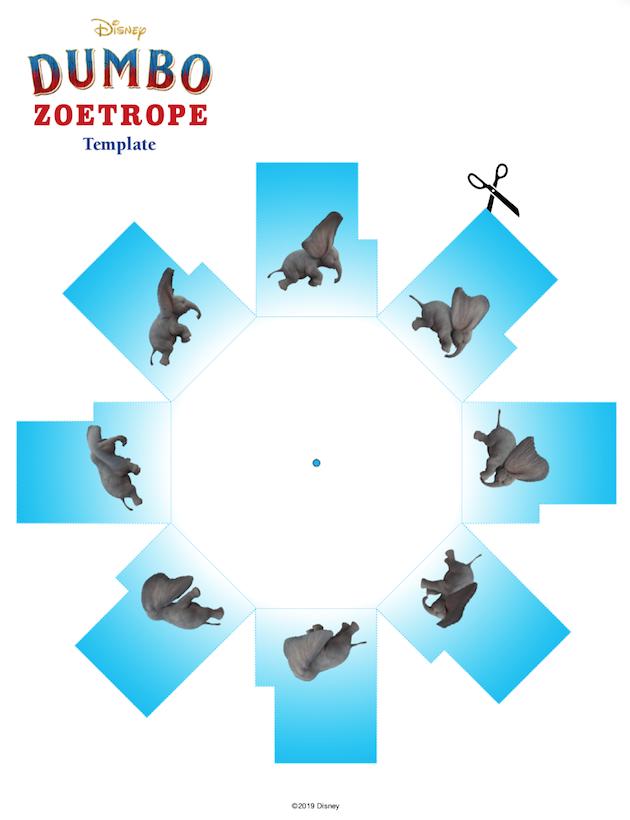 Dumbo Zoetrope 2