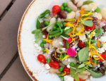 Heirloom Bean Salad
