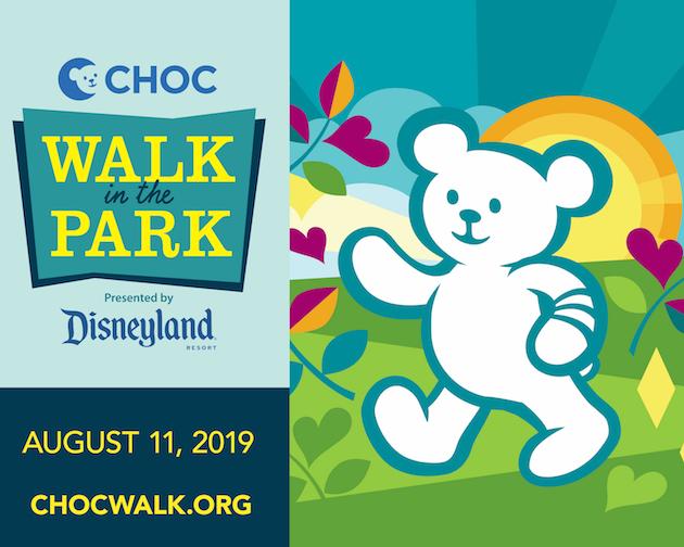 CHOC Walk 2019 Logo