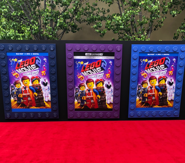 The LEGO Movie 2 Launch Party