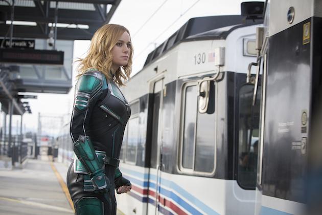 Captain Marvel Still