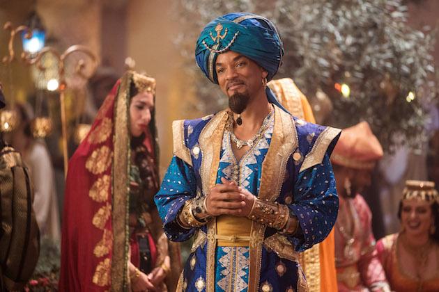 Genie in Aladdin