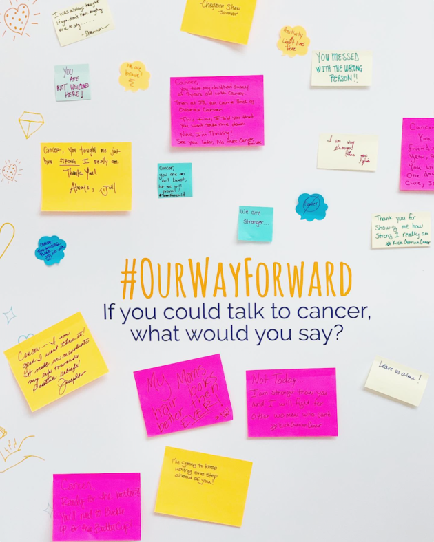 Our Way Forward Cancer Quotes