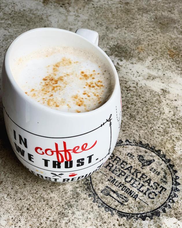 Breakfast Republic Coffee