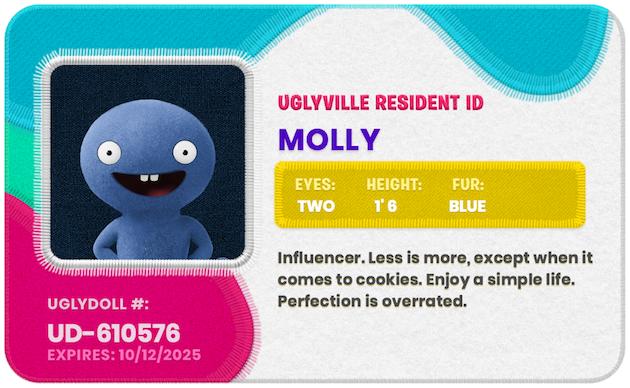 Create Your Own UglyDolls