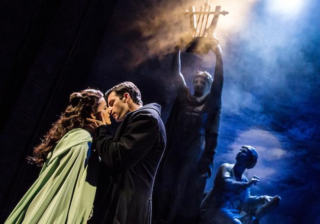 The Phantom of the Opera Eva Tavares and Jordan Craig
