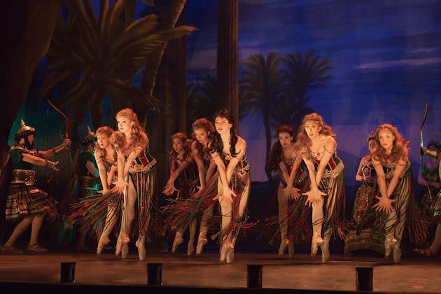 The Phantom of the Opera The Corps de Ballet in Hannibal