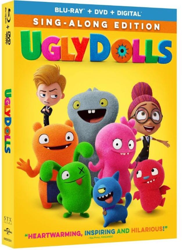 UglyDolls Sing-Along