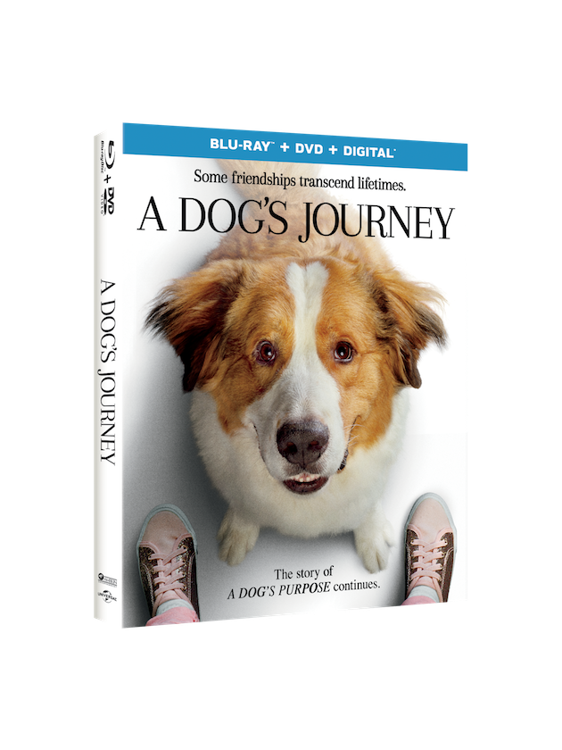A Dogs Journey Blu-ray