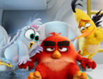 The Angry Birds Movie 2 in 4DX + Printables