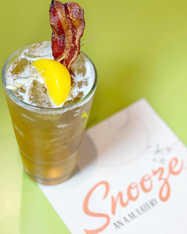 Bacon Cocktail