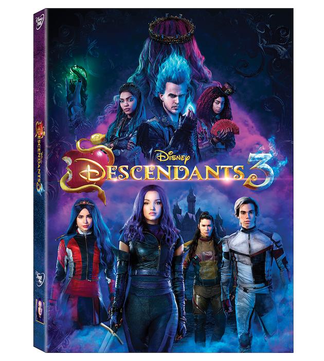 Descendants 3 on DVD