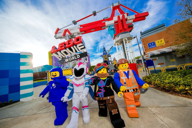 The LEGO Movie Characters