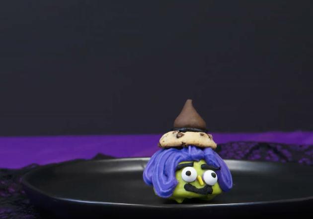 DIY Wicked Fudge Brownie Bites
