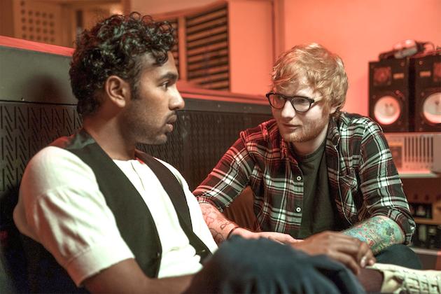 Ed Sheeran Himesh Patel Yesterday
