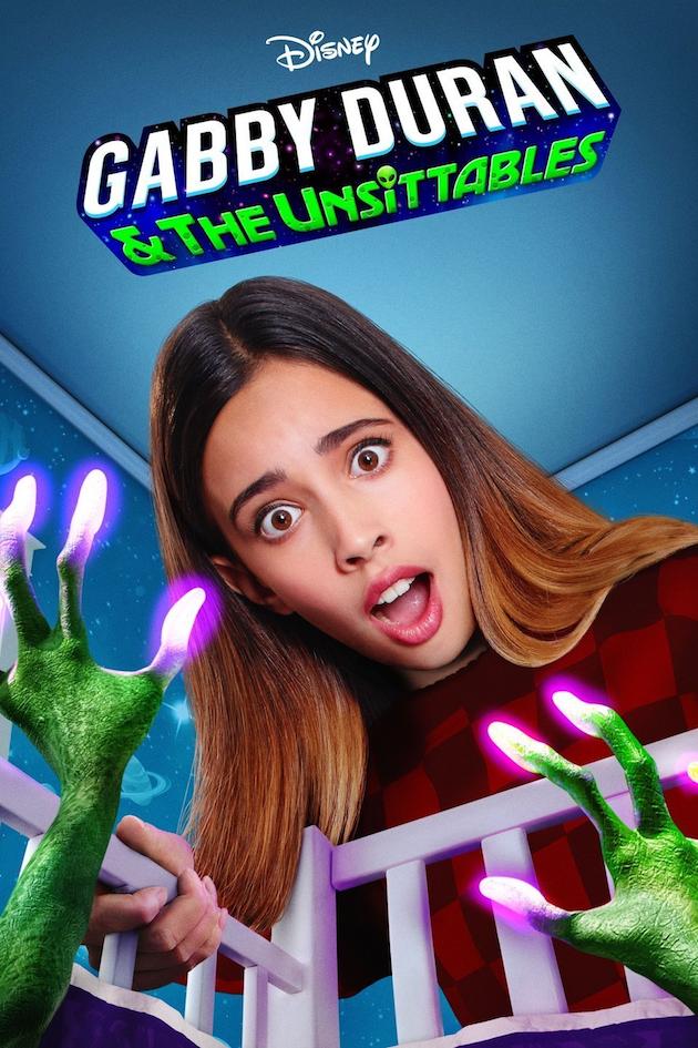 Gabby Duran Poster