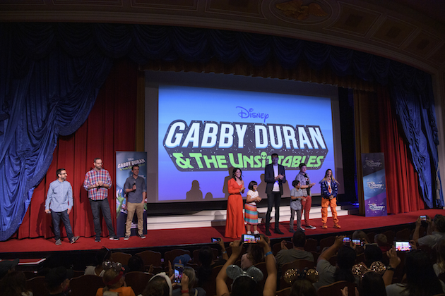 Gabby Duran Premiere