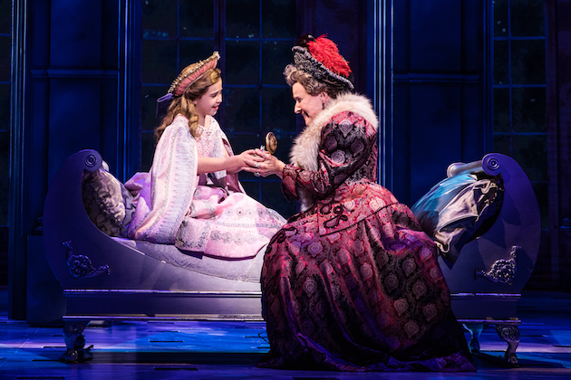 Anastasia on Broadway