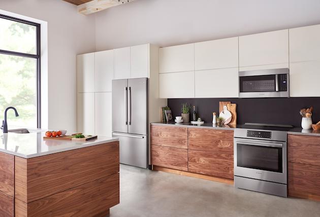 Bosch Angled Full Kitchen