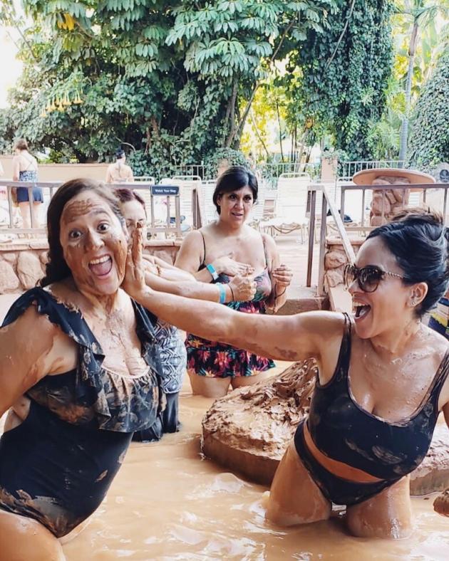 Club Mud Glen Ivy Hot Springs