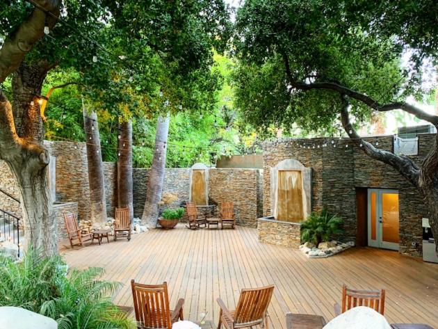 Secret Garden Glen Ivy