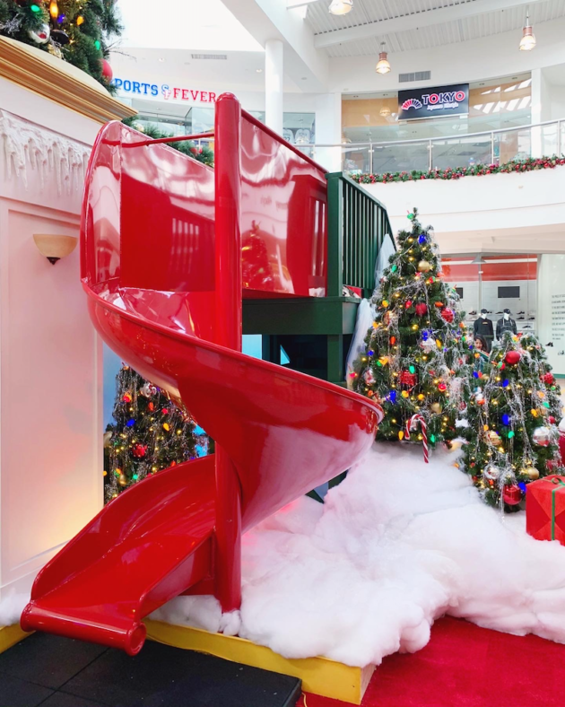 A Christmas Story Red Slide