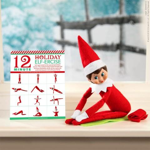 Holiday Elf-ercise