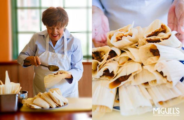 Marys Handmade Tamales