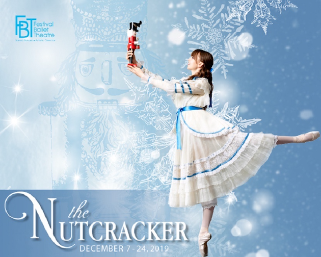 Nutcracker at the Irvine Barclay Theatre