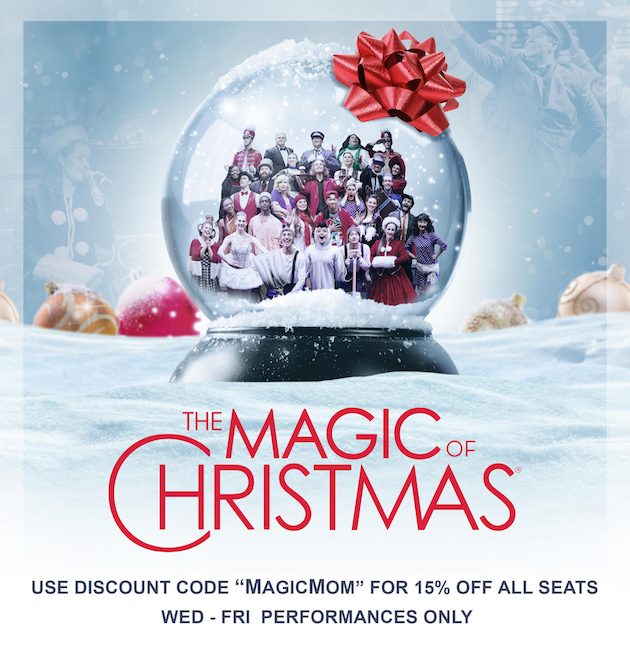 The Magic of Christmas Discount Code