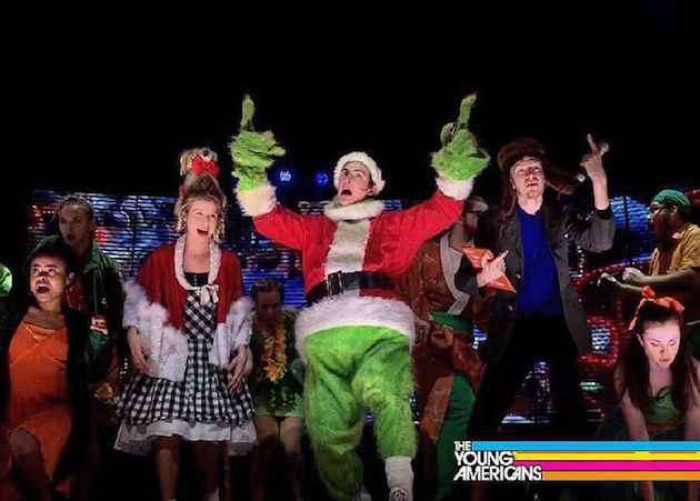 The Magic of Christmas Young Americans