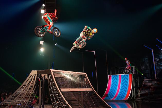 BMX Cirque Volta