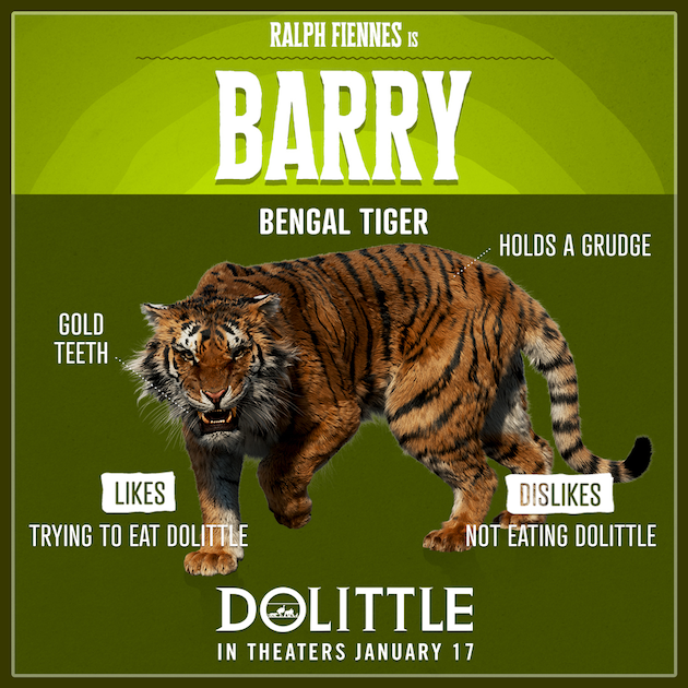 Dolittle Barry