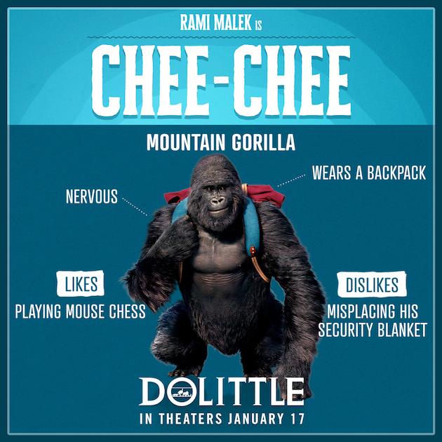 Dolittle Chee Chee